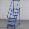 RELIUS SOLUTIONS 60° Standard Slope Ladders with 6 to 12 Steps -- 3935803
