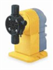 Automatic Control Feed-Verification Diaphragm Pump, 38.0 GPD, PVDF, 94 to 264 VAC -- EW-73804-60