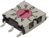 DIP Switches -- 679-3633-6-ND -Image