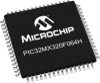 32-bit Microcontroller -- PIC32MX320F064H