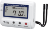 WiFi Temperature Data Logger -- TandD TR-71WF -- View Larger Image
