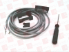 BALLUFF BCS R08RR01-PSMFAC-EP02 ( (BCS008H) LEVEL SENSOR, CAPACITIVE SENSOR, CABLE, NORMALLY OPEN (NO), PNP, FLUSH WITH CONTAINER OUTER WALL ) - Image