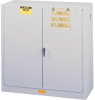 Hazardous Liquid Safety Storage Self-Close Cabinet -- CAB25302-GRAY