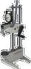 Portable Brinell Hardness Tester -- MODEL 134