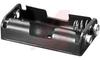 Battery Holder; AA; Polypropylene; 2; Spring -- 70182752