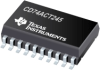 CD74ACT245 Octal Non-Inverting Bus Transceivers with 3-State Outputs -- CD74ACT245EE4 -Image