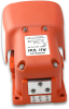 Foot Operated Control Switch - Airval - Hercules Full Shield -- 4H-30H2-DH - Image