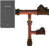 The Brain Series Mixing Valve -- DRV40R - Image