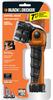 2AA LED Swivel Work Light (4 lights/case) -- BD2AASLED-B - Image