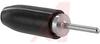 Jack; Black; 10 A; 1500 V (RMS); Nylon 6/6 per ASTM D4066; Brass per QQ-B-626D -- 70090181