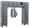 Free Standing Compartment Locker -- 7.56-16D-WR-180 -- View Larger Image