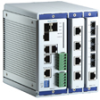 DIN-Rail Managed Ethernet Switch -- EDS-611 Series - Image