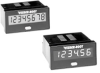 1/32 DIN LCD and LED Counter -- C342 Series
