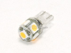 0.7 Watt, 12 Volt LED Wedge Bulb -- B770520