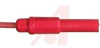 4MM FIXED SHROUD PLUG - RED - PACK OF QTY 5 -- 70062297 - Image