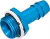 N-1-P-19-NPT Barbed hose fitting -- 572243