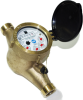 "Multi-Jet Totalizing Water Meter -- MJ-SDC 1"", 1-1/2"" & 2"""