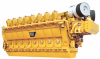 Cat 60Hz North America Gas Generator -- G16CM34
