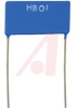 Resistor;Thick Film;Res 100 Kilohms;Pwr-Rtg 1 W;Tol 1%;Radial;Epoxy Coat -- 70065276