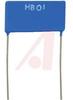 Resistor;Thick Film;Res 100 Kilohms;Pwr-Rtg 1 W;Tol 1%;Radial;Epoxy Coat -- 70065276