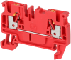 IEC Feed-Through Push-in Terminal Block -- 1492-P3-RE -Image