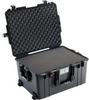 Pelican 1607 Air Case with Foam - Black | SPECIAL PRICE IN CART -- PEL-016070-0000-110 -Image
