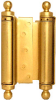 Double Acting Spring Hinges with Ball Tips -- 760320