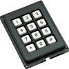 Keypad, 3x4, 500 Inch Centers, Flange Mounted, Numeric Legend -- 70216939