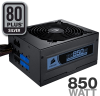 Corsair HX850W 850w Modular Power Supply - Single Rail, 80 P -- CMPSU-850HX