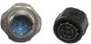 Circular, Composite, Threaded Coupling, Harsh Environments, Multi-Pin Signal Connector -- Amphe-Lite™ - Image