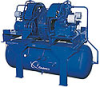 Oil-less Reciprocating / Piston Air Compressor -- QRDT