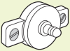 Damper - Small Gear Ratio