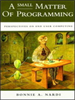 A Small Matter of Programming:Perspectives on End User Computing -- 9780262280402