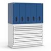 R2V Vertical Drawer Cabinet -- RL-5HJG30002N -Image