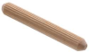Dowel Pin,Wood,3/8x1 1/4 L,Pk 25 -- 6XJV5