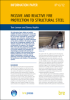 Passive and reactive fire protection to structural steel -- IP6/12