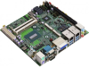 LV-67M-G - Mini-ITX Industrial Motherboard with Intel QM87 Express Chipset supporting 4th Generation Intel Core i3/i5/i7 Mobile BGA Processors -- 2809039