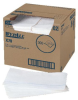 Kimberly-Clark Wypall X70 White 4 Wipe - Roll - 1 sheets per roll - 41016 -- 036000-41016