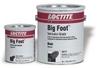 Loctite Bigfoot Asphalt & Concrete Sealant - Clear Liquid 1 gal Kit -- 079340-00207
