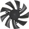 2.40 Watt (W) Power PLA09215B-H Series Type H Frameless Fan -- PLA09215B12L-H -Image