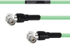 Temperature Conditioned Low Loss RA TNC Male to RA TNC Male Cable LL335i Coax in 18 Inch -- FMHR0243-18 -- View Larger Image