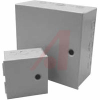 Enclosure, Hinged Cover; 24 mm; 8 in.; 36 in.; ANSI/ASA 61 Gray Powder Coating -- 70164512 - Image