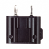 Banana and Tip Connectors - Adapters -- 2952PO-ND - Image