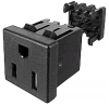 Power Entry Connectors - Inlets, Outlets, Modules -- Q891-ND