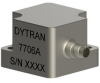 Extended Low Frequency ELF™ Accelerometer -- 7706A - Image