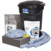 PIG Spill Kit in Small Mobile Container -- KIT276