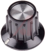 Knob; Phenolic; 0.795 in.; 0.25 in. -- 70156293