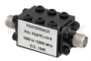 7 Section Highpass Filter with SMA Female Connectors Operating from 1 GHz to 13 GHz -- PE87FL1018 -Image