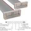 Rectangular Cable Assemblies -- M3DDK-3018J-ND -Image