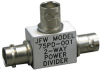 75 Ohm Power Divider/Combiner, Resistive -- 75PD-165 -Image